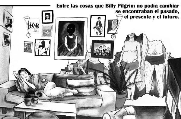 Saelia Aparicio, Entre las cosas que Billy Pilgrim no podía cambiar...