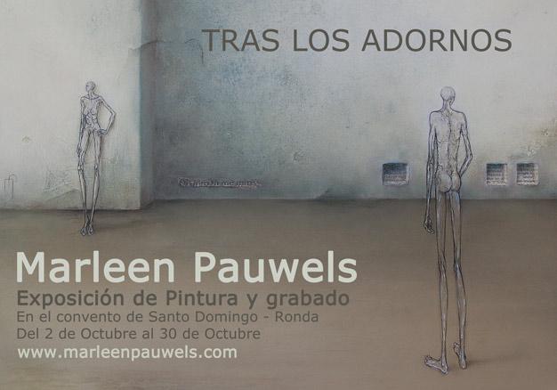 Marleen Pauwels, Tras los adornos