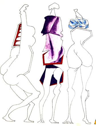 Eugenio Granell, Sin título, 1982