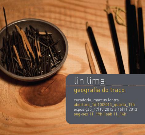 Lin Lima, Geografia do Traço