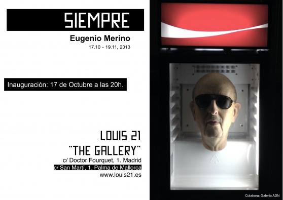 Siempre de Eugenio Merino