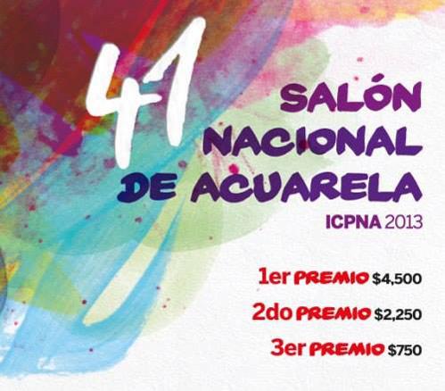 41 Salón Nacional de Acuarela