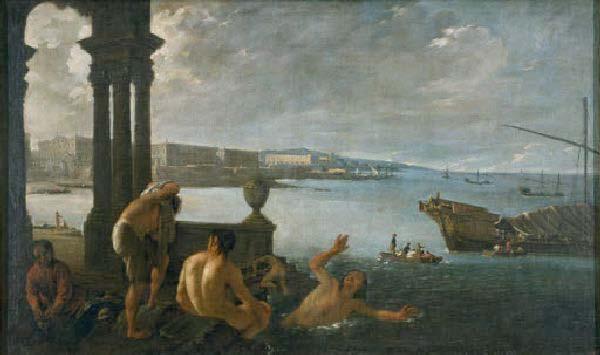 Antoni Viladomat, El verano, 1730-1735
