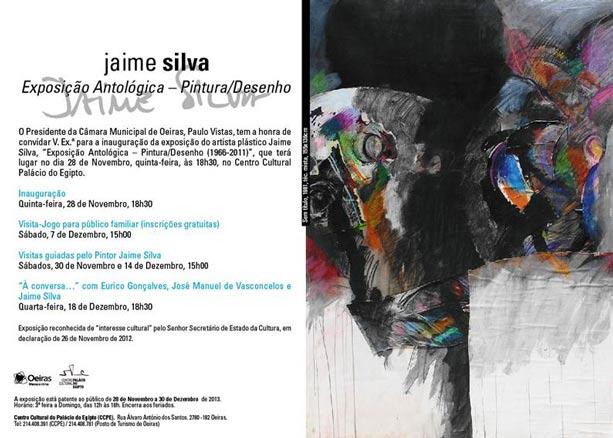 Jaime Silva, Exposição Antológica