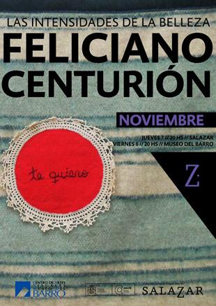 Feliciano Centurión, Las intensidades de la belleza