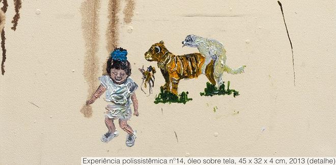 Camila Soato, Experiência polissistêmica n. 14 -detalle-, 2013