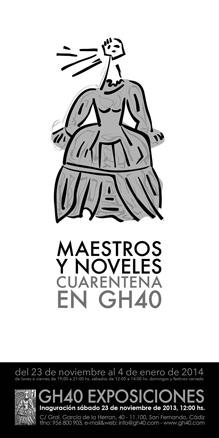 Maestros y noveles. Cuarentena en GH40