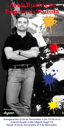 Euprepio Padula, Art&Business