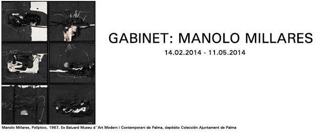 Gabinete. Manolo Millares