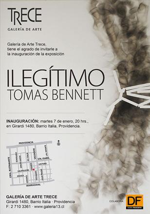 Tomas Bennett, Ilegítimo