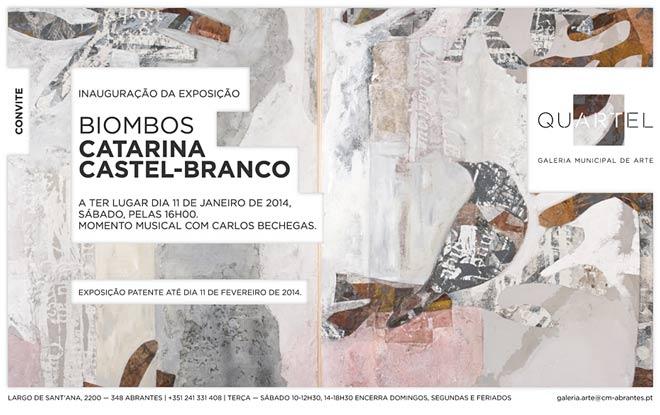 Catarina Castel-Branco, Biombos