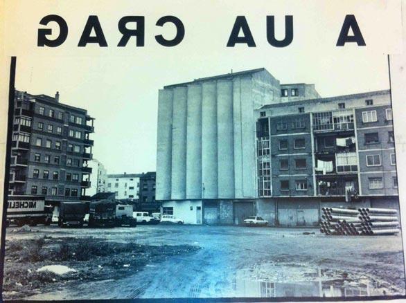 Fondo A UA CRAG al muro