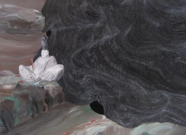 Adrián Espinós, La tensión superficial del basalto