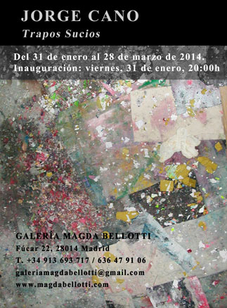 Jorge Cano, Trapos sucios