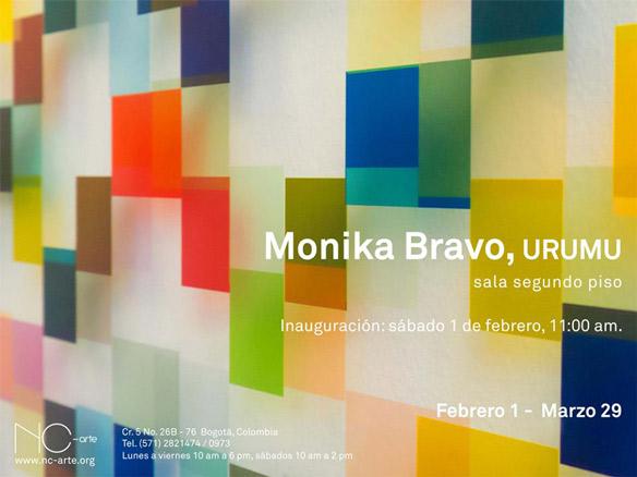 Monika Bravo, Urumu