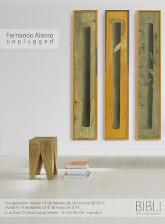 Fernando Álamo. Unplugged