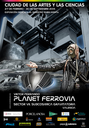 Víktor Ferrando, Planet Ferrovia