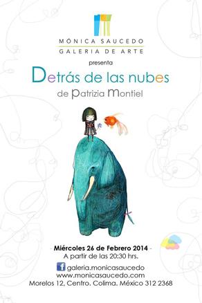 Patrizia Montiel, Detrás de las nubes
