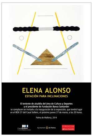 Elena Alonso, Estación para inclinaciones