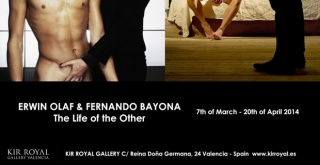 Ir al evento: 'The Life of the Other'. Exposición en Kir Royal Gallery / Valencia, España