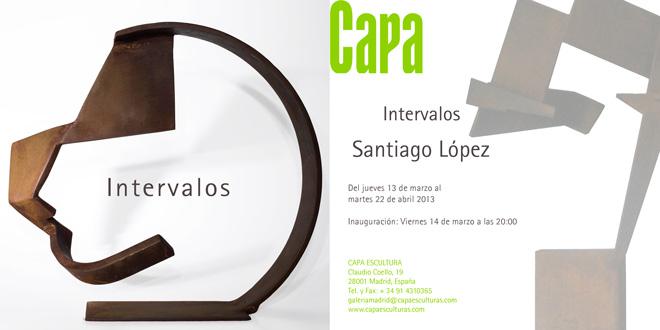 Santiago López, Intervalos