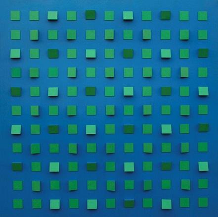 Luis Tomasello, Objet plastique 354