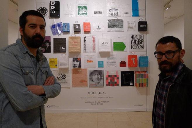 Antonio Díaz Grande & Raúl Hevia, M.U.S.E.A.
