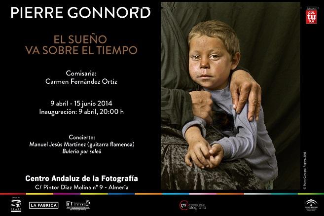 Pierre Gonnord, El sueño va sobre el tiempo