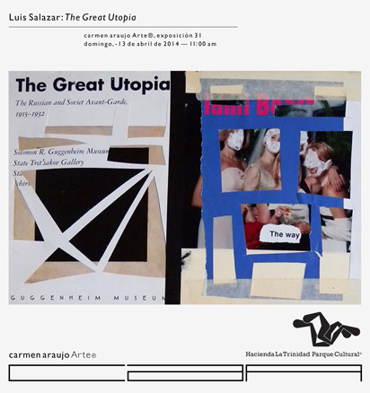 Luis Salazar, The Great Utopia