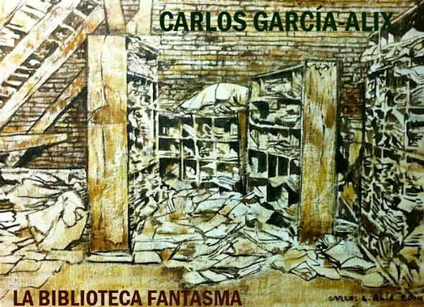 Carlos García-Alix, La biblioteca fantasma