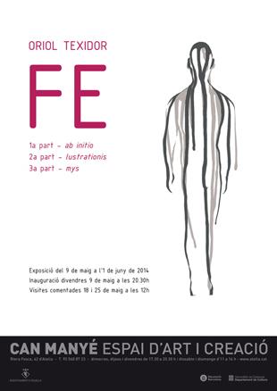 Oriol Texidor, Fe