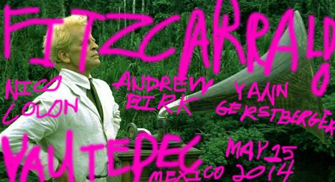 Fitzcarraldo. Andrew Birk, Nico Colón & Yann Gerstberger
