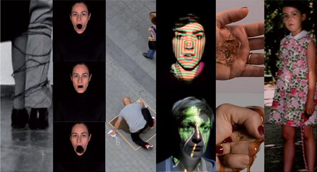 Body & Soul. A selection of Iberoamerican video art of bodies and souls
