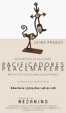 Jaime Prades, Pacificadores