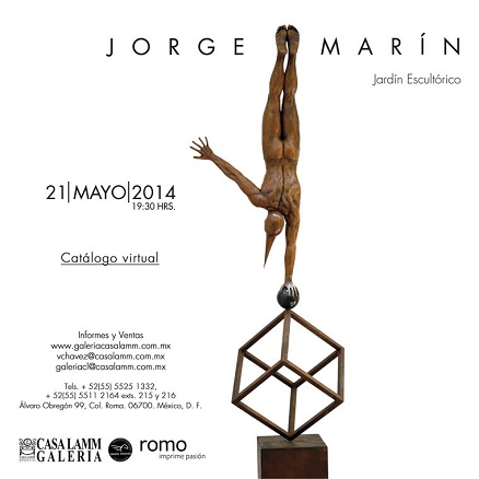 Jorge Marin, Jardín escultórico