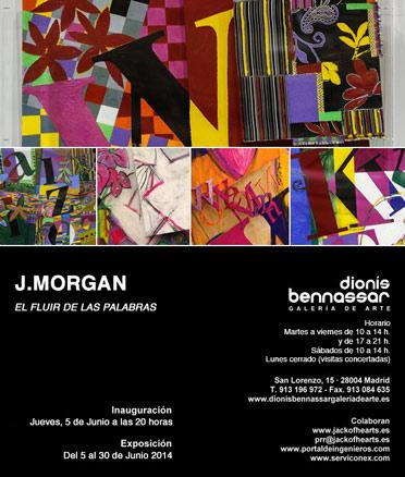 J. Morgan, El fluir de las palabras