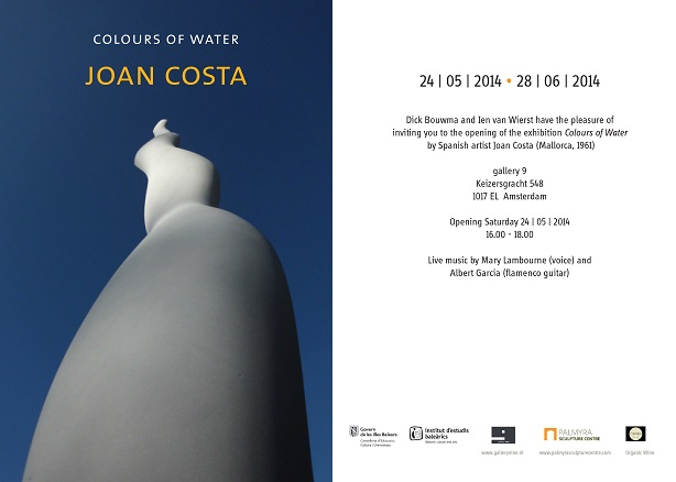 Joan Costa, Colours of water