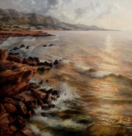 Luis Pardo, El color del viento