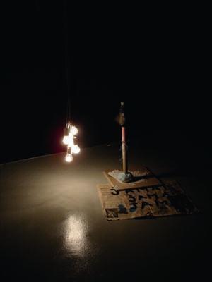 Obra de Anne-Lise Coste | ArteSantander aumentará un 60% el número de galerías este año