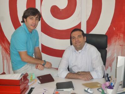 Sema DAcosta y Juan Francisco Rueda, nuevos comisarios de TENTACIONES 2010 | Estampa renueva la gestión de Tentaciones