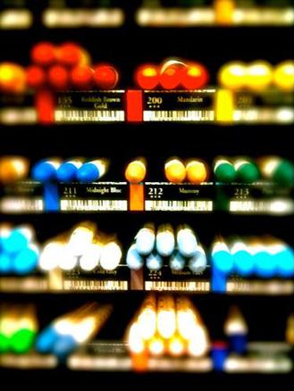 Exposición eyephoneography 1   Fotografía, instalación, vídeo y, como complemento, performance
