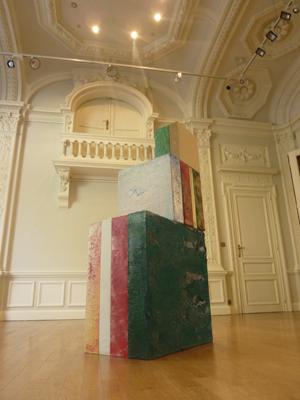 Exposición de A. Reguera en el Instituto Cervantes de Bruselas   Más de 20 artistas se incorporan a sus nuevas galerías esta semana