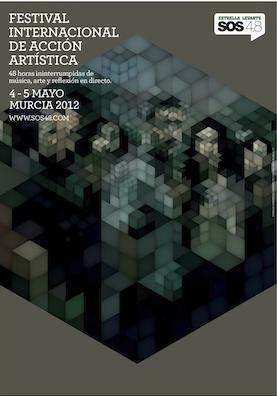 Cartel del Festival Internacional de Acción Artística SOS 4.8 | La quinta edición del SOS 4.8 tendrá como temática las Series de Televisión