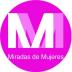 Logotipo del I Festival Miradas de Mujeres