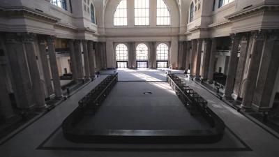 Hall Central del Banco República | Más de la mitad de los artistas convocados a la Bienal de Montevideo son iberoamericanos