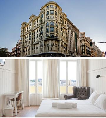 Hotel Praktik Metropol, donde se celebra la feria   La segunda edición de Room Art Fair tendrá más galerías, la mayoría nuevas