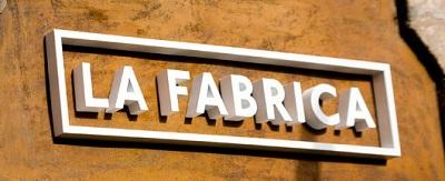 Logotipo de La Fábrica | La Fábrica abrirá un centro cultural y cambiará su modelo de galería