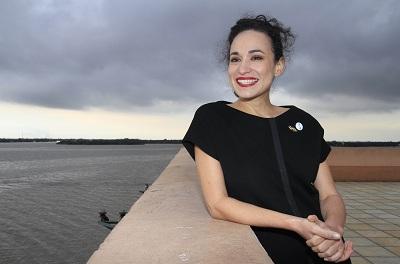 Sofía Hernández Chong, una de las comisarias más internacionales de México   México ofrece un equipo comisarial jóven con algunos nombres destacados