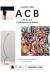 Cartel de la exposición Colección ACB. Paular Contemporáneo