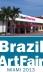 Art Basel Miami Beach y Brazil ArtFair